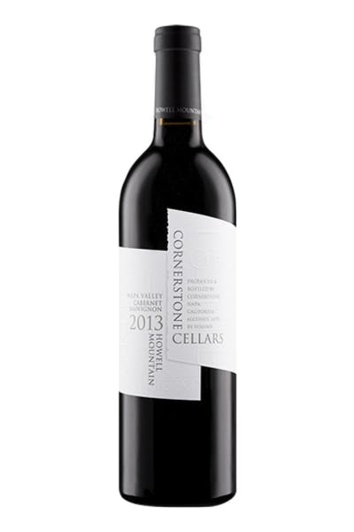 Cornerstone Howell Mountain Cabernet Sauvignon