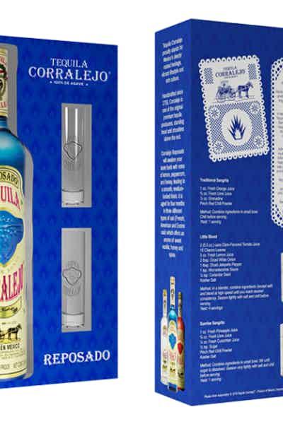 Corralejo Repo Tequila W/Gls