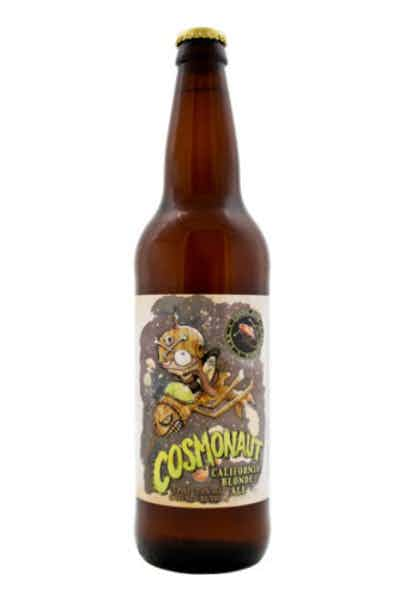 Cosmic Ales Cosmonaut California Blonde Ale