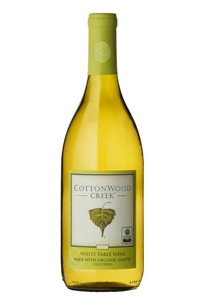 Cottonwood Creek Organic White