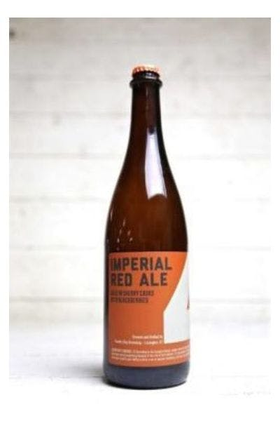 Country Boy 4th Anniversary Imperial Red Ale