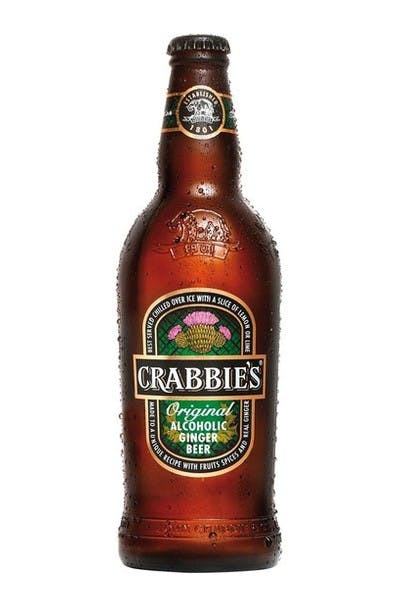 Crabbie's Original Ginger Beer