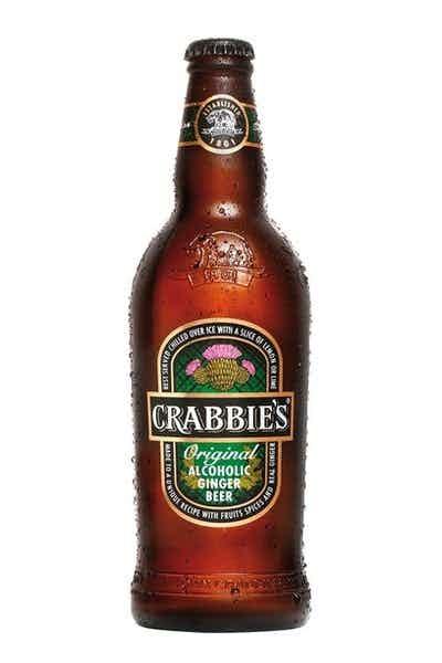 Crabbie's Original Ginger Beer
