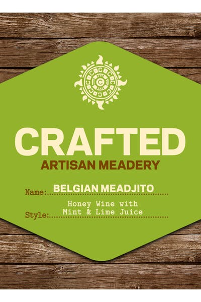 Crafted Belgian Meadjito