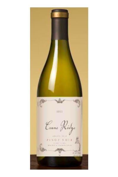 Crane Ridge Pinot Noir