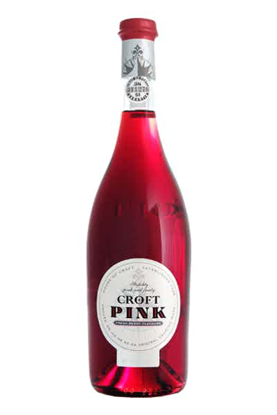Croft Pink Rosé Port