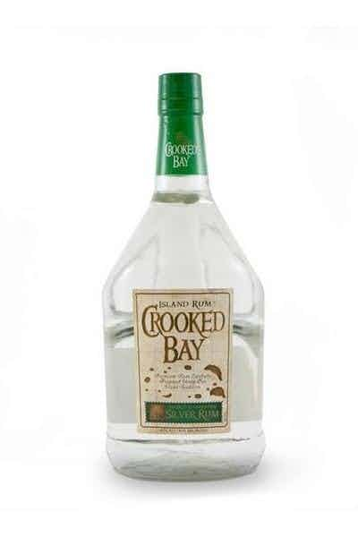 Crooked Bay Silver Rum