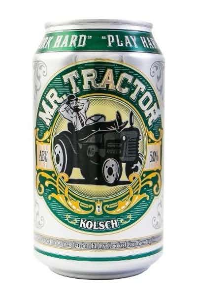 Crooked Can Mr. Tractor Kolsch