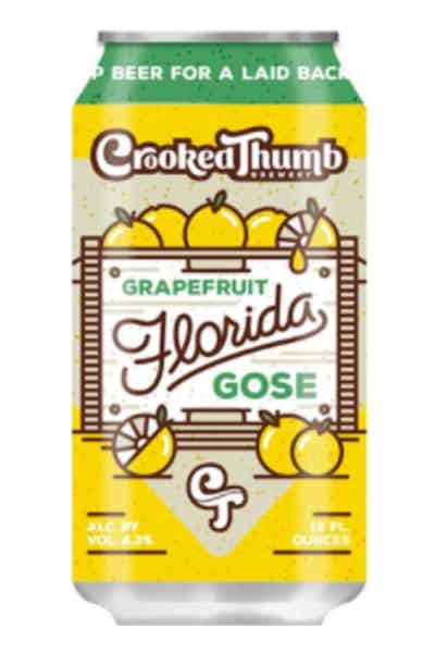Crooked Thumb Florida Grapefruit Gose