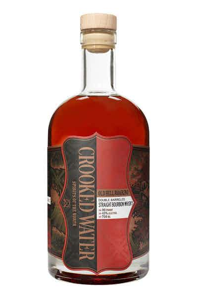Crooked Water Old Hell Roaring Bourbon