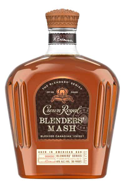 Crown Royal Blender's Mash