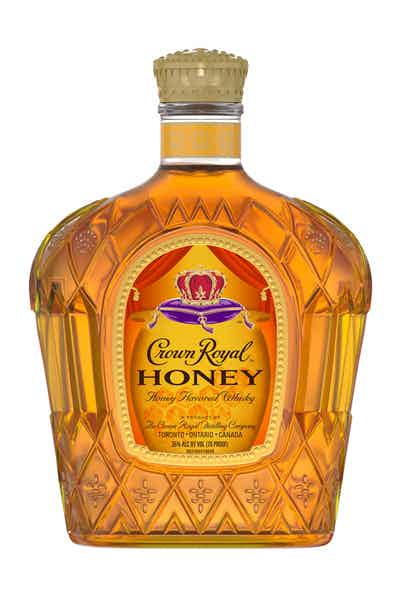 Crown Royal Honey Flavored Whisky