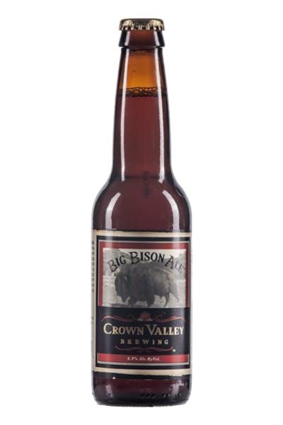 Crown Valley Big Bison Ale
