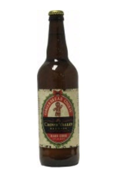 Crown Valley Gingerbread Cider