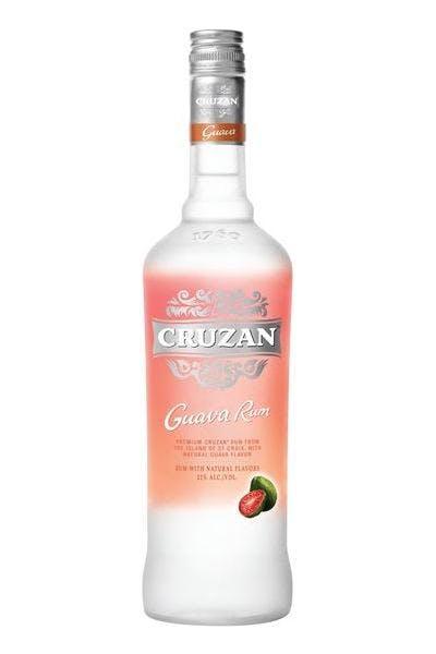 Cruzan Guava Rum