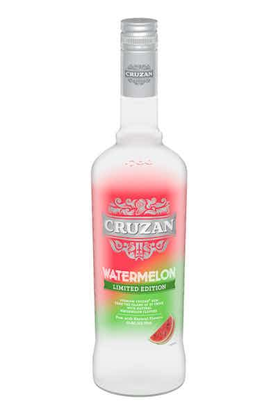 Cruzan Limited Edition Watermelon Rum