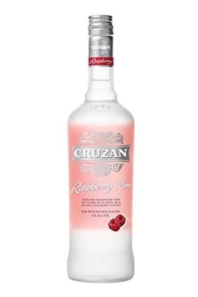 Cruzan Raspberry Rum