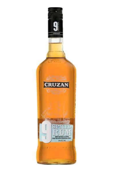 Cruzan 9 Spiced Rum