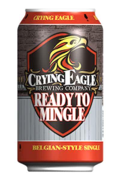 Crying Eagle Ready To Mingle Belgian Ale