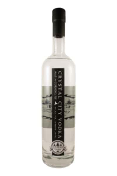 Crystal City Gluten Free Vodka