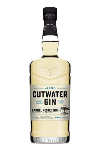 Cutwater Barrel Rested Gin