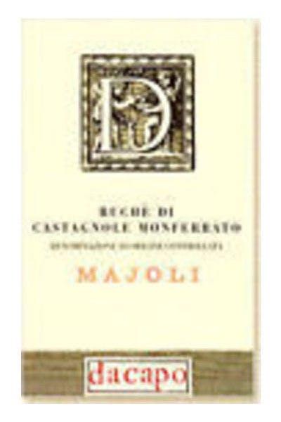 Dacapo Majoli Ruche Castagnole Monferrato