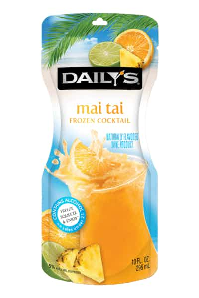 Daily's Mai Tai Frozen Cocktail