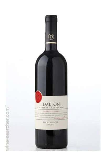 Dalton Cabernet Meron Vineyard