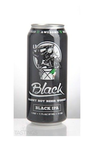 Danny Boy Black IPA