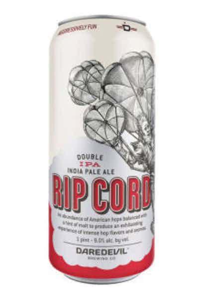 Daredevil Rip Cord Double IPA
