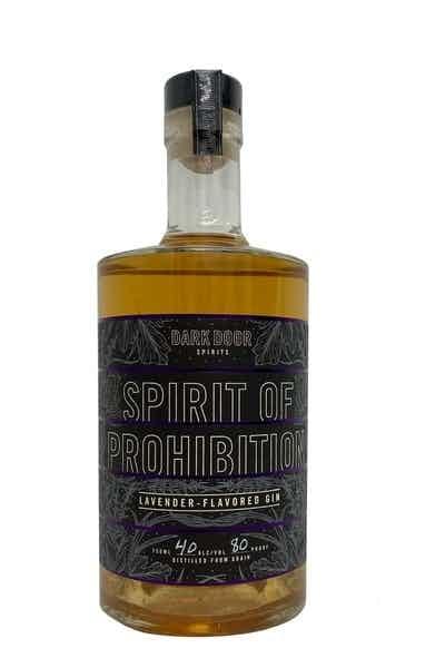 """Dark Door Spirits """"Spirit of Prohibition"""" Gin"""