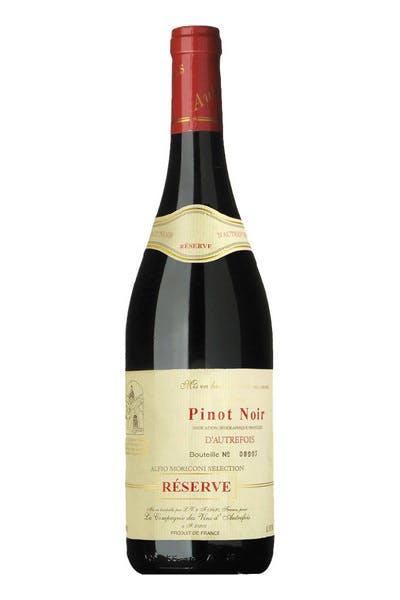 D'autrefois Reserve Pinot Noir