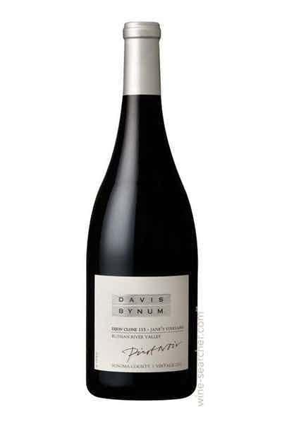 Davis Bynum Clone 115 Pinot Noir