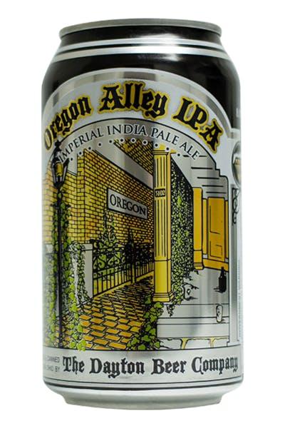Dayton Beer Oregon Alley IPA