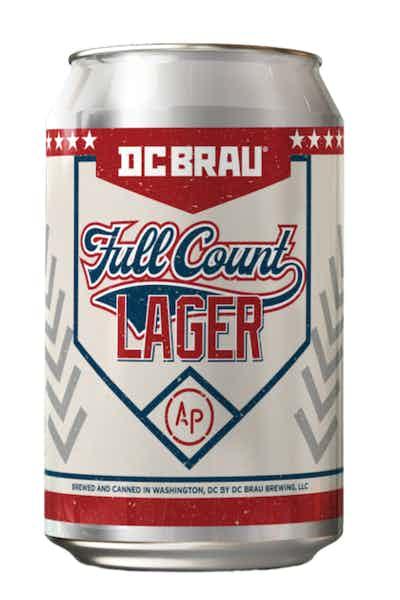 DC Brau Full Count Lager