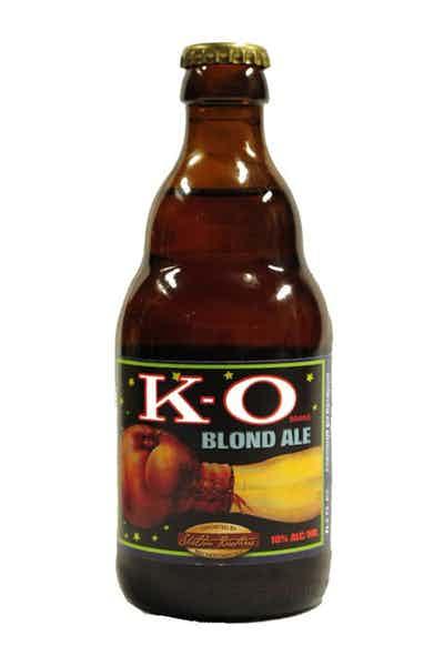 De Proef K O Blond Ale