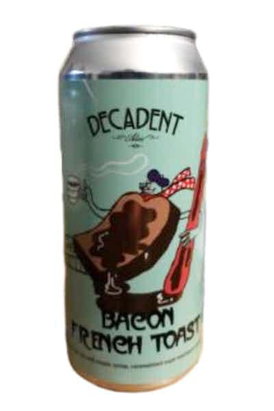 Decadent Ales Bacon French Toast IPA