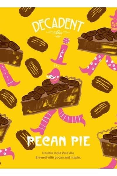 Decadent Ales Pecan Pie