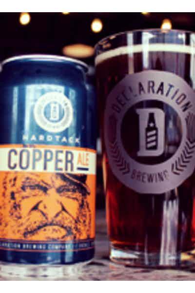 Declaration Brewing Hardtack Copper Ale