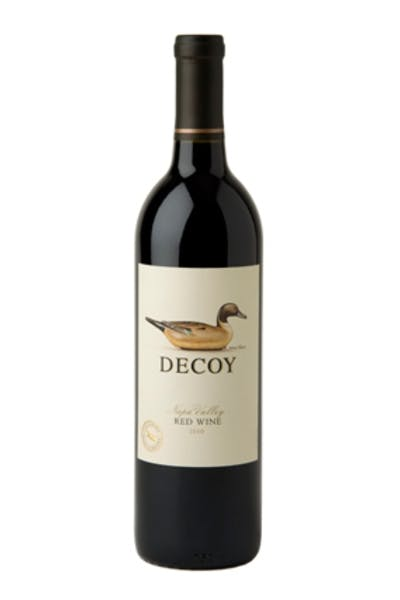 Decoy Red Blend