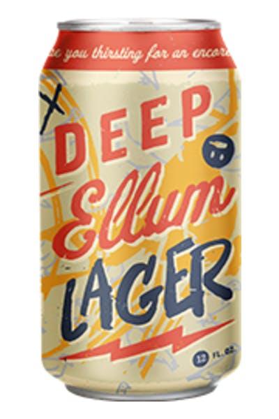 Deep Ellum Lager
