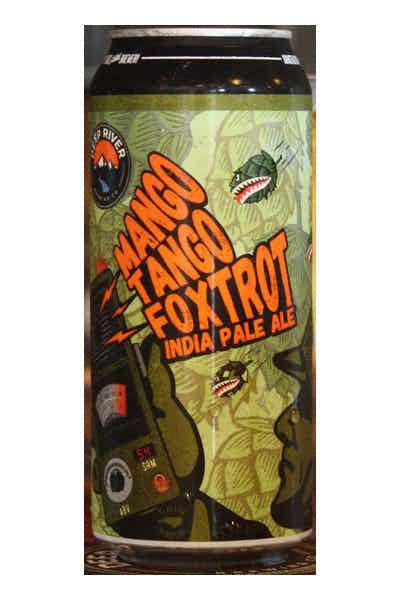 Deep River Mango Tango Foxtrot IPA