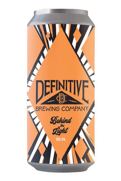 Definitive Behind the Light DDH IPA