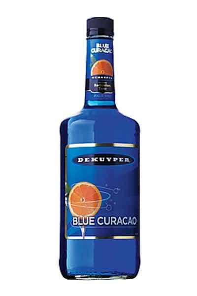 Dekuyper Crèmes Blue Curacao