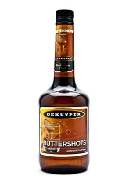 DeKuyper Buttershots Schnapps Liqueur