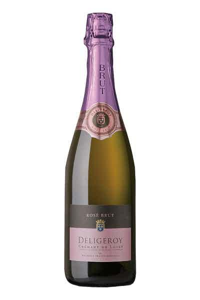 Deligeroy Cremant De Loire Rose