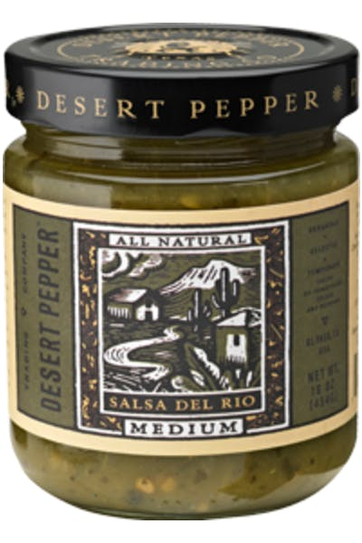 Desert Pepper - Salsa Del Rio (medium)