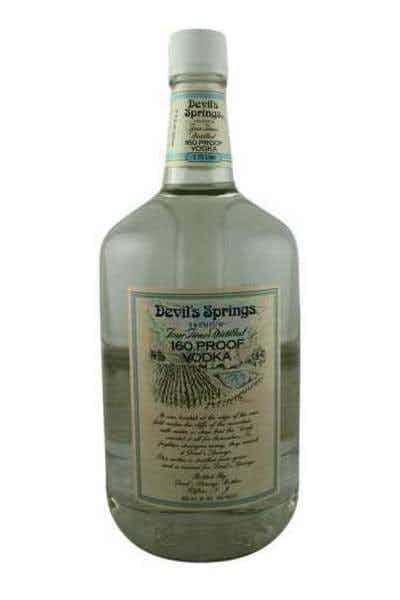 Devil Springs Vodka