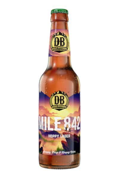 Devils Backbone Brewing Company Mile 842