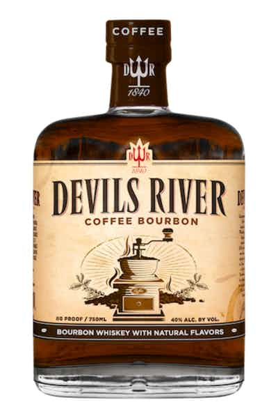Devils River Coffee Bourbon Whiskey